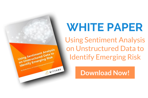 Sentiment Analysis on Unstructured Data White Paper download