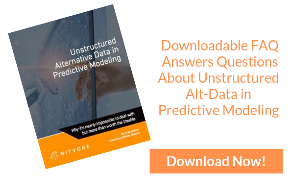 Download Unstructured Alt-Data FAQ