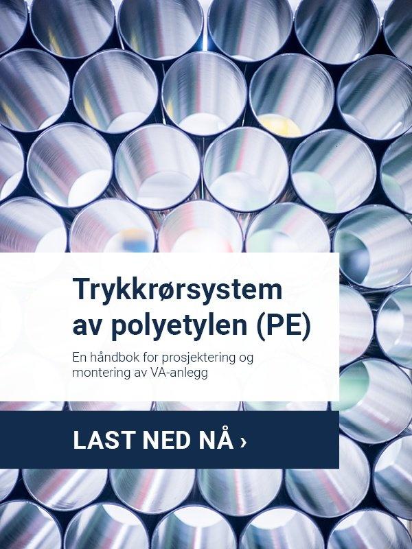 Last ned gratis: Trykkrørsystem av polyetylen