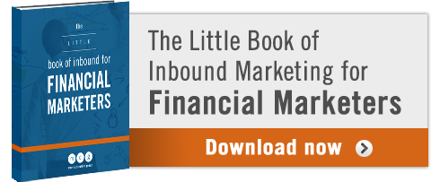 Inbound for Financial Marketers