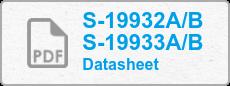 S-19932A/B  S-19933A/B Datasheet