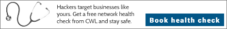 Book a free CWL IT and network health check