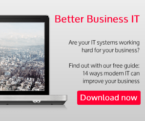 Better Business IT - Download our free guide now