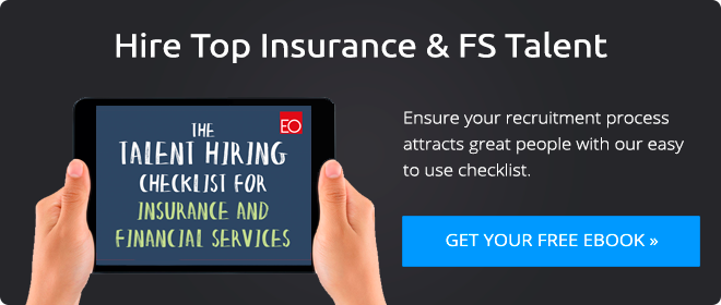 insurance and financial services recruitment