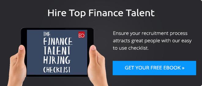 Finance Hiring Checklist