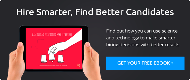 hire smarter, find better candidates