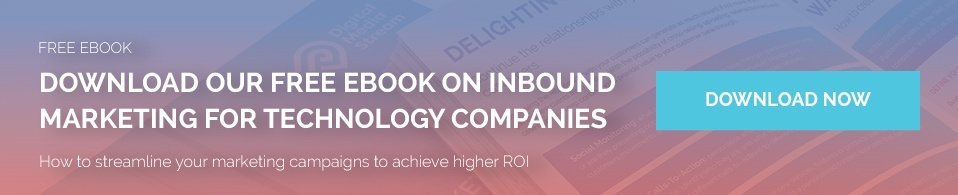 Inbound Marketing Technology Companies