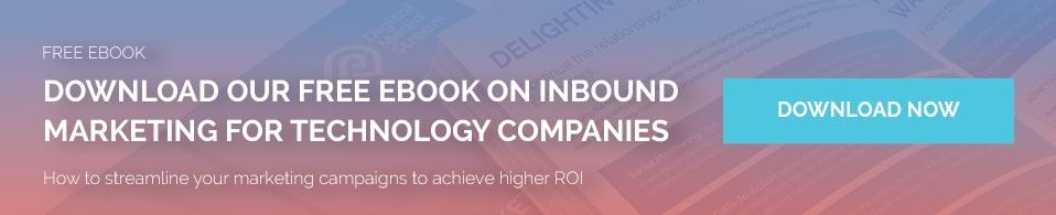 Inbound Marketing Technology Companies