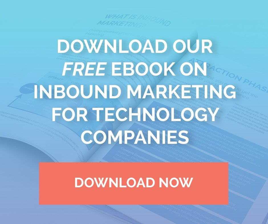 Inbound Marketing for Technology Companies