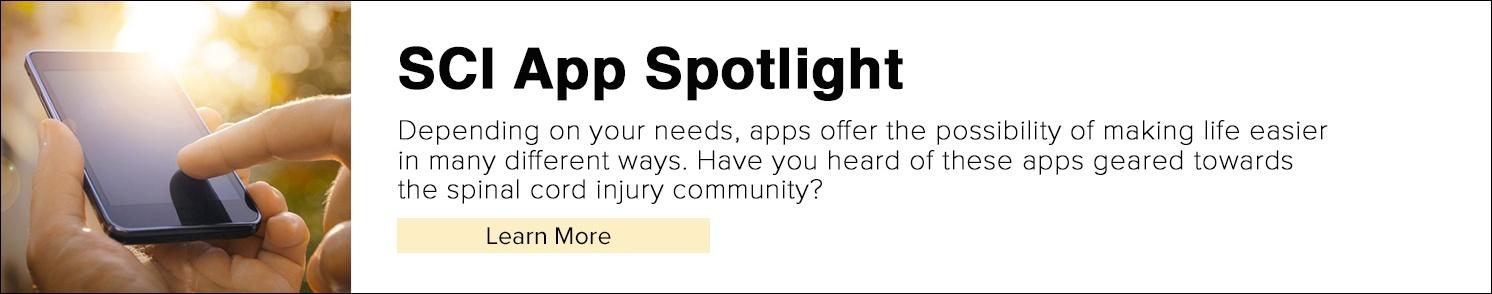 SCI App Spotlight