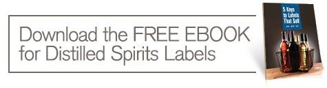 Distilled Spirits Labels