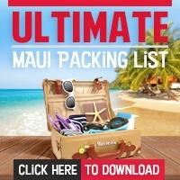 Ultimate Maui Packing List