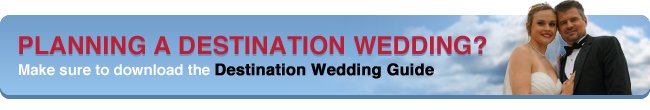 Planning A Destination Wedding, Download the Destination Wedding Guide