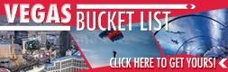 Get Your Vegas Bucket List