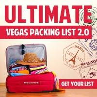 Get your Ultimate Vegas Packing List, 2.0!