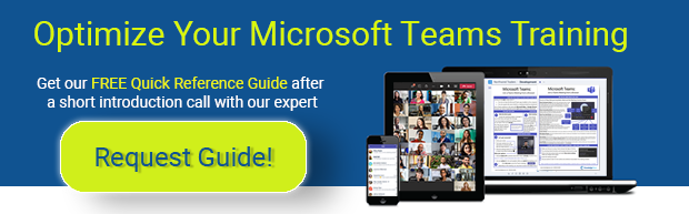 Optimize Your Microsoft Teams Training