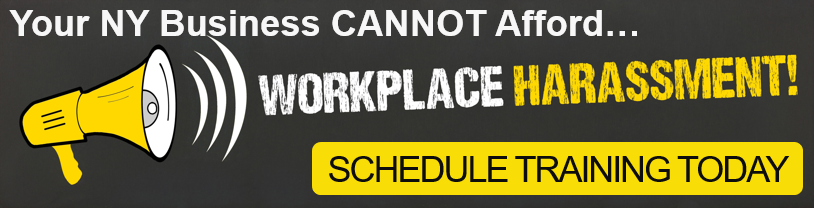 Schedule NY State Workplace Harassment Training Today