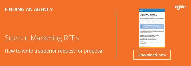 Science Marketing RFPs: How to write a superior request for proposal