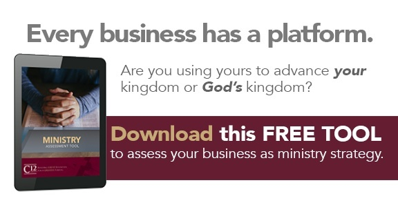 Business as Ministry Assessment