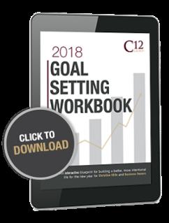 2018 Goal Setting Workbook