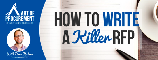 How to Write a Killer RFP podcast
