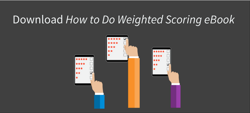 Download How to Do Weighted Scoring eBook