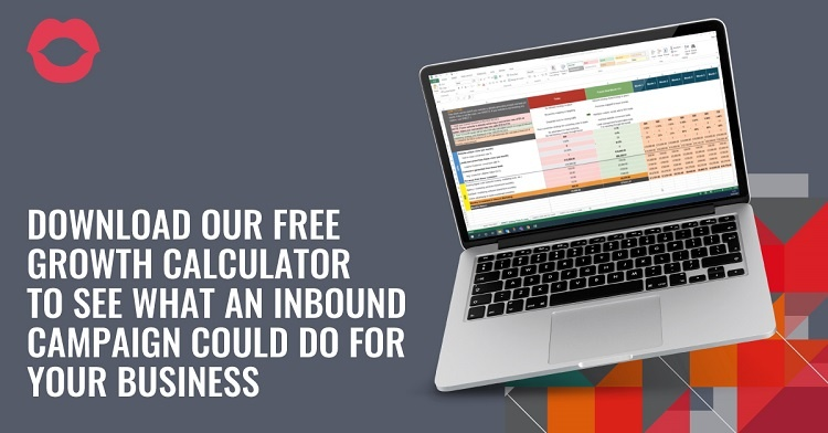 Download our free Growth Calculator