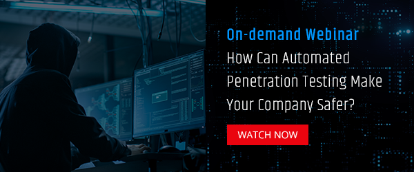 How Can Automated Penetration Testing   Make Your Company Safer? Watch the Webinar.