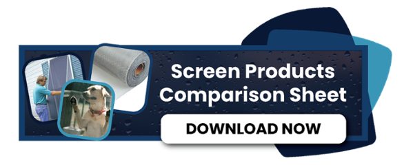 Screen Products Comparison Download Button