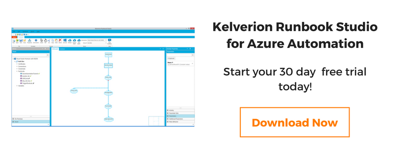 Kelverion Runbook Studio for Azure Automation
