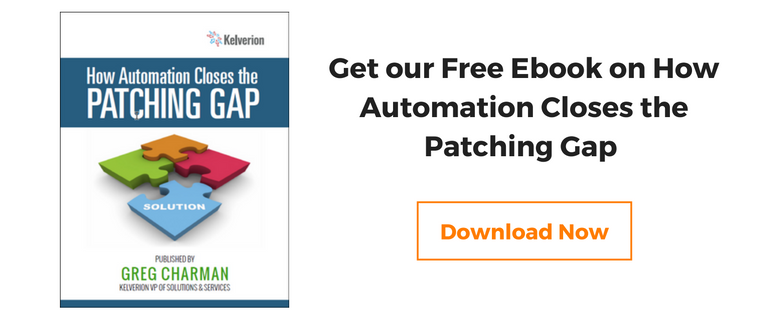 How Automation Closes the Patching Gap Ebook