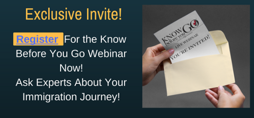 Join us for the Live Know Before You Go Webinar