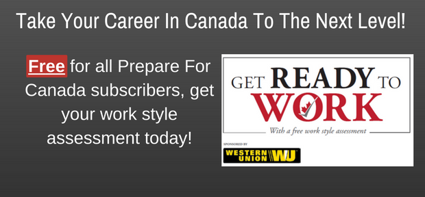 Get Ready To Work In Canada