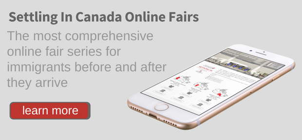 Settleing in Canada Online Fair