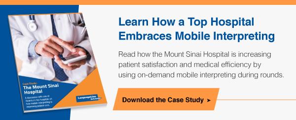 Mount Sinai Case Study