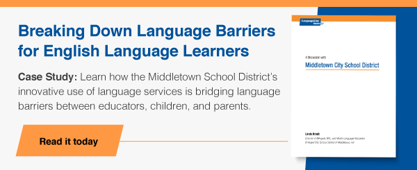 Language Access in Middletown City School District