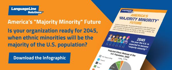America's Majority Minority Future Infographic