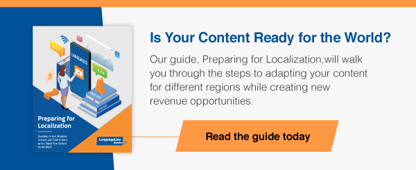 E-Book: Preparing for Localization