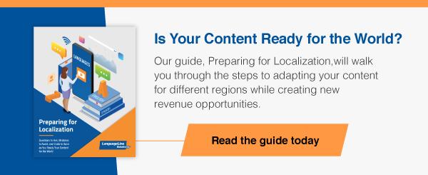 E-Book: Preparing for Localization