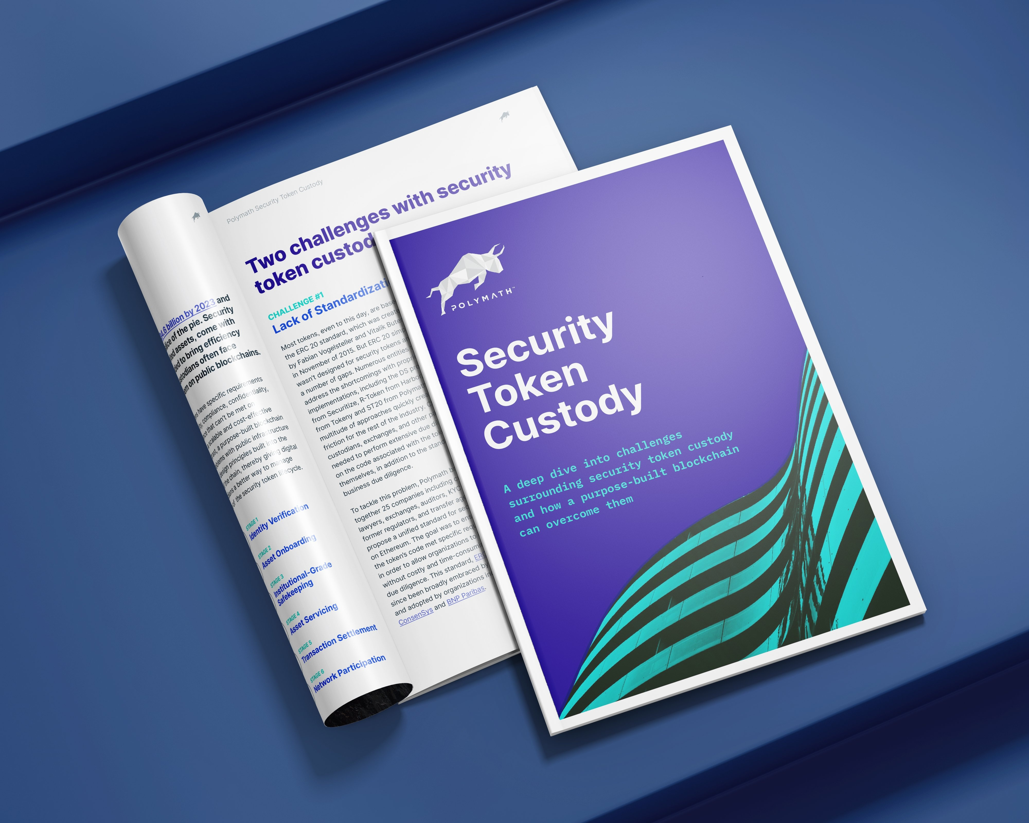 Security Token Custody: The Challenges and Opportunities