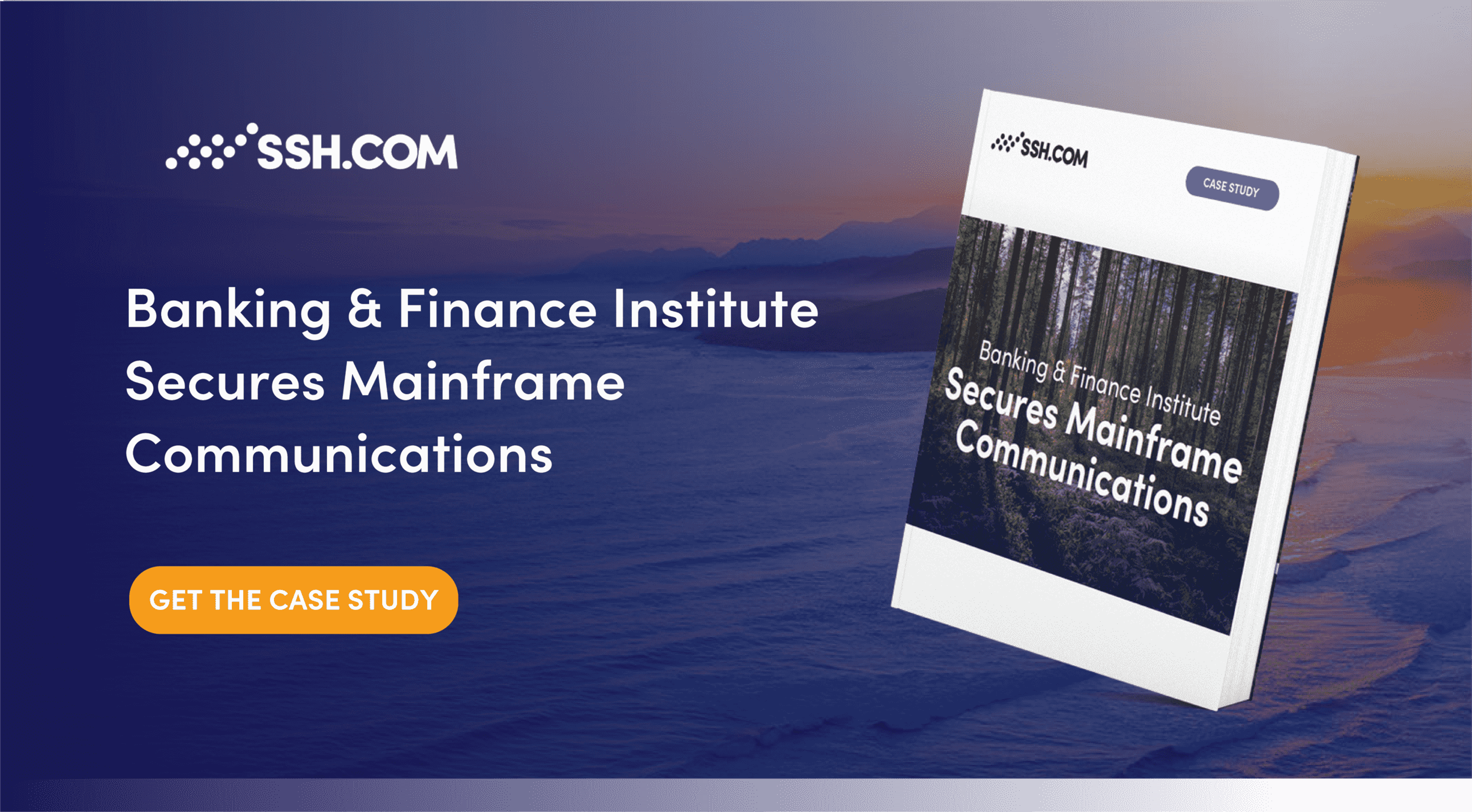 CASE STUDY Global bank secures mainframe comms with Tectia z/OS