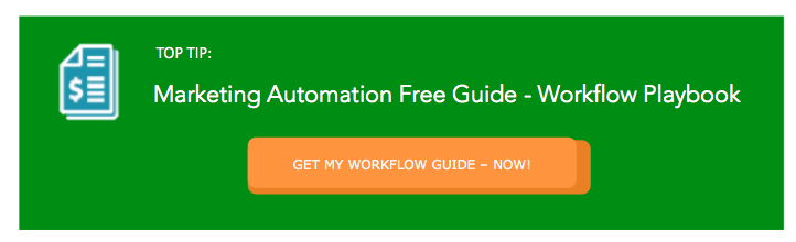 marketing automation workflow guide for inbound marketing
