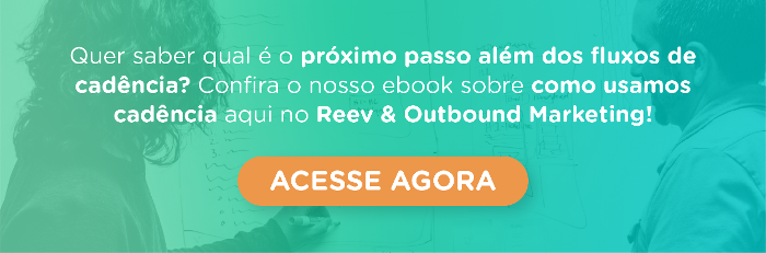 Playbook de Outbound: Fluxos de Cadência
