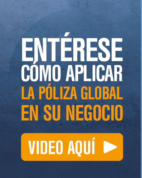 Video cómo aplicar la Póliza Global