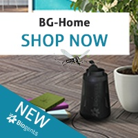 Biogents new BG-Home indoor mosquito trap: SHOP NOW