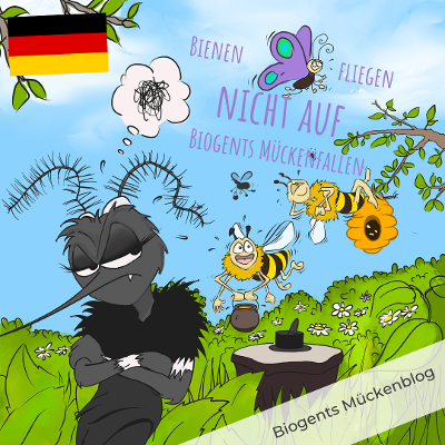 Marcy Mosquito Weltbienentag