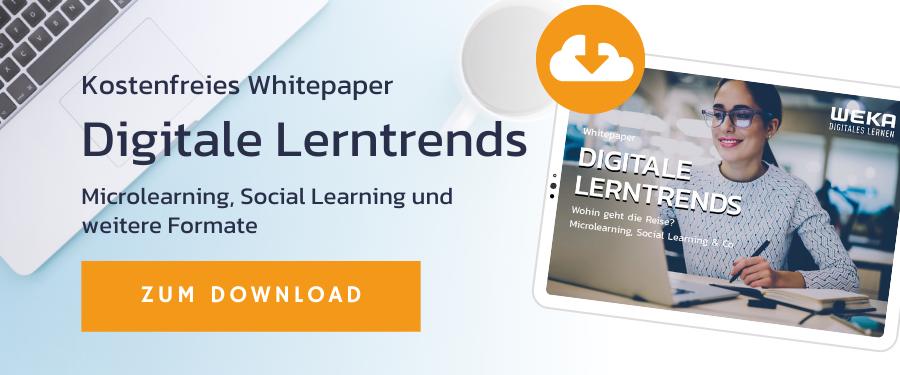 Digitale Lerntrends