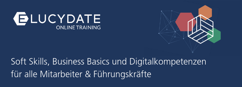 Elucydate Online Training: Soft Skills, Business Basics und Digitalkompetenzen