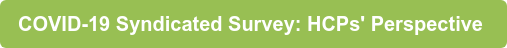 COVID-19 Syndicated Survey: HCPs' Perspective