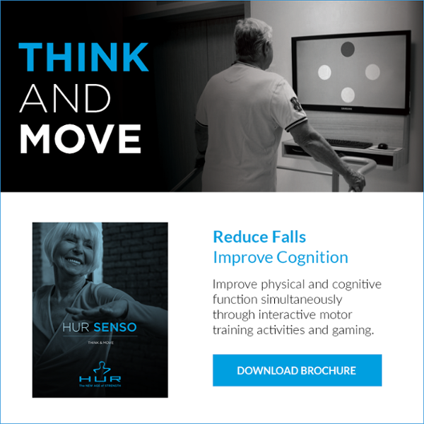 Reduce Falls and Improve Cognition with HUR Senso